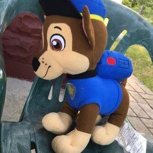 Nickelodeon Paw patrol Chase Plush